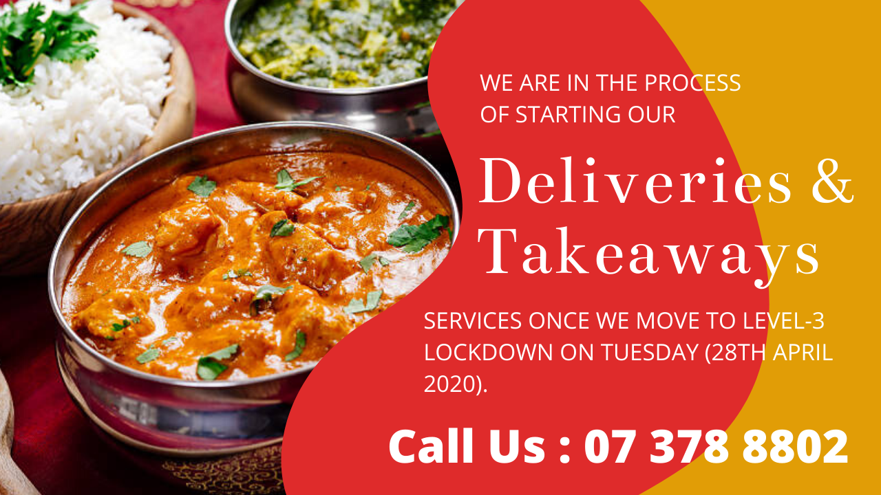 Indian Delight Taupo Delivery and takeway offers