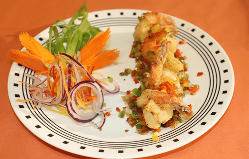 Explore Indian Delights Dinner Entrees and Starters Menu